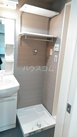 IL SOLE 305号室の洗面所