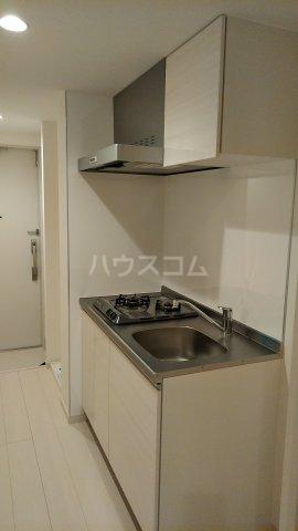 リブリ・ゆり本町 106号室のキッチン