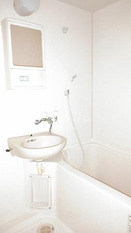 グランドプレミールSAKAWA 302号室の風呂