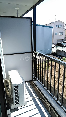 グランドプレミールSAKAWA 302号室のバルコニー