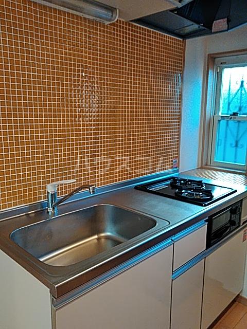 リック北浦和 101号室のキッチン