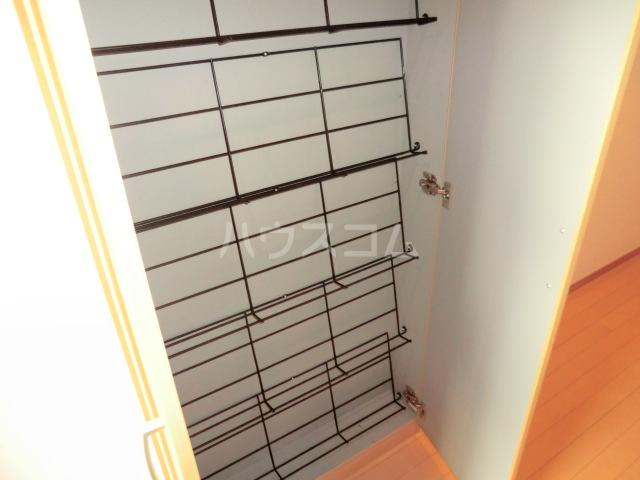 リック北浦和 101号室の収納