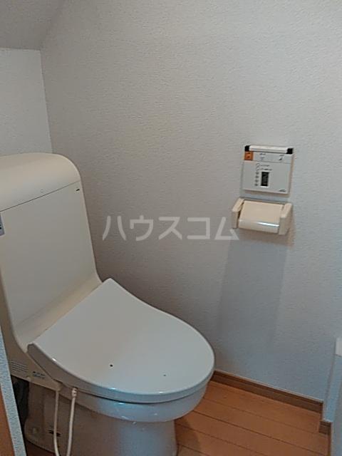 リック北浦和 101号室のトイレ