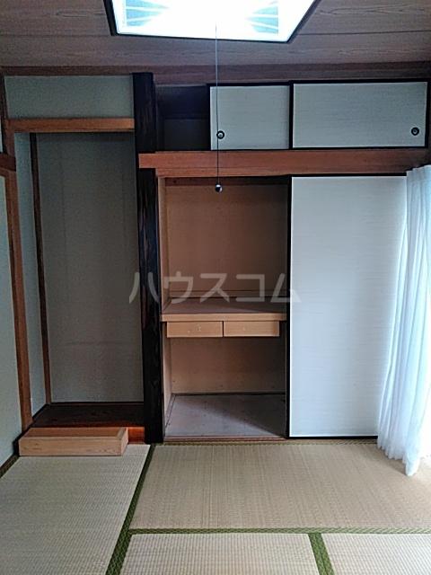 コーポタカノ 102号室の収納