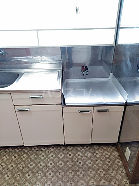 コーポタカノ 102号室のキッチン