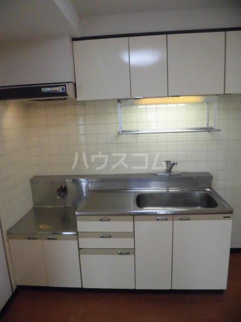 ハイツ田中 301号室のキッチン