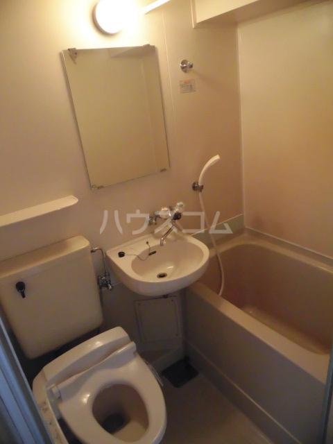 ハイツ田中 301号室の風呂