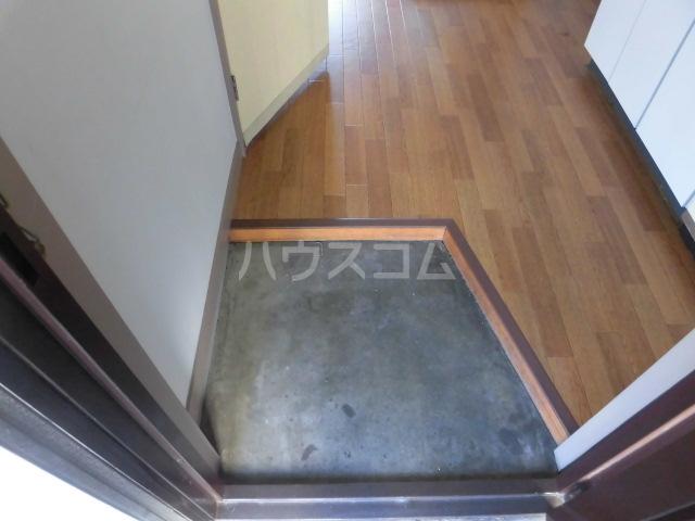 高橋ハイツ 301号室の玄関