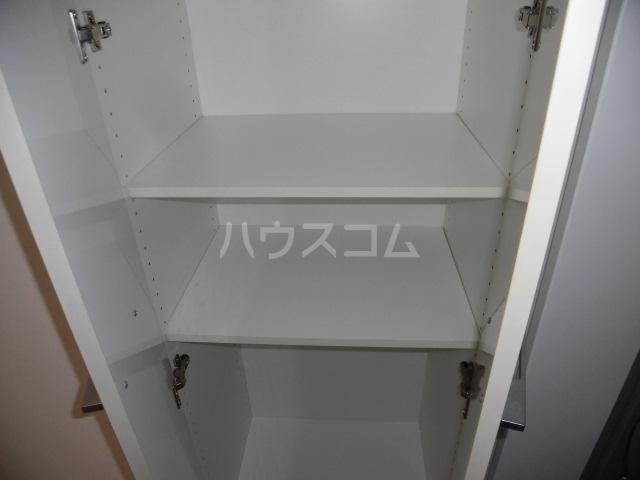 NTPRレジデンス鷹番 101号室の収納