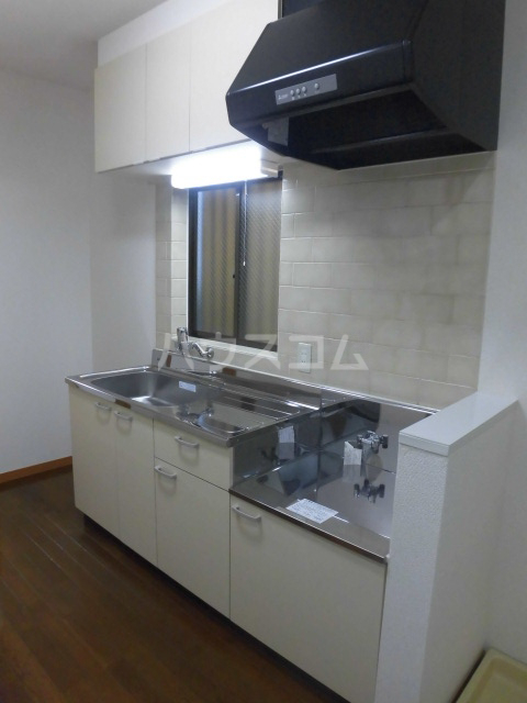 リリィハウス 103号室のキッチン
