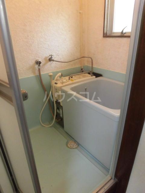 学大コーポ 101号室の風呂