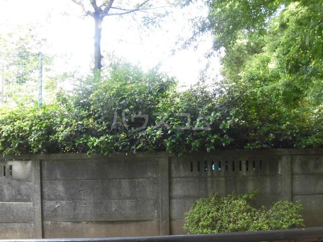 学大コーポ 101号室の景色