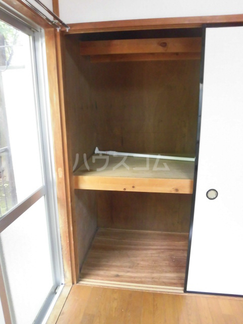 学大コーポ 101号室の収納