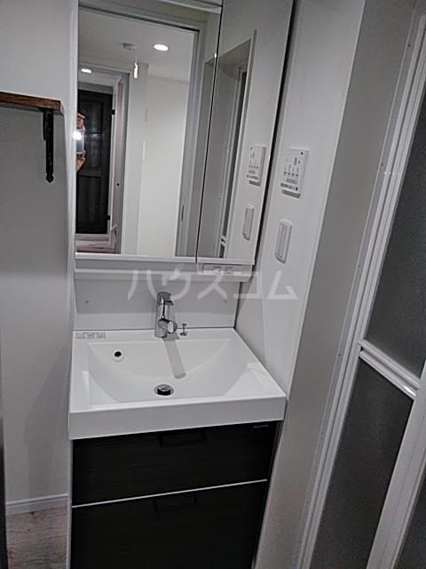 ハーミットクラブハウス等々力(仮) 2号室の洗面所