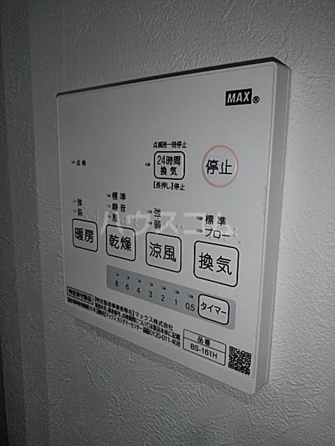 ハーミットクラブハウス等々力(仮) 2号室の設備