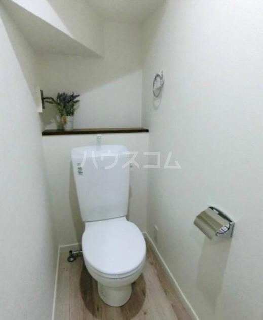 ハーミットクラブハウス目黒Ⅱ 05号室の風呂