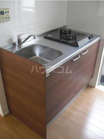 マック目黒コート 2号室のキッチン