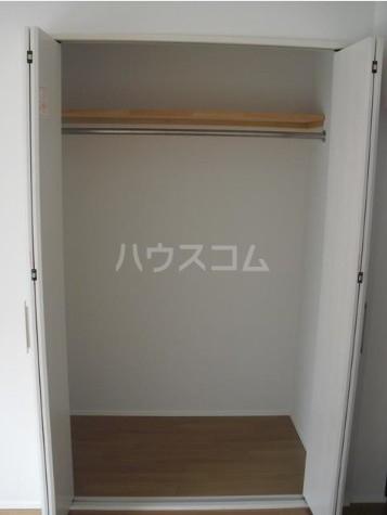 マック目黒コート 2号室の収納