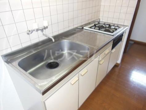 アーチハウス 201号室のキッチン