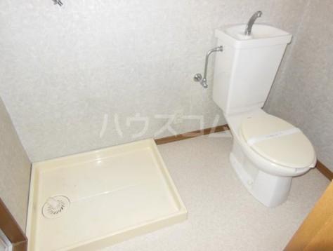 アーチハウス 201号室のトイレ