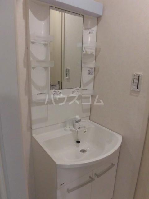アプリーレ五本木 201号室の洗面所