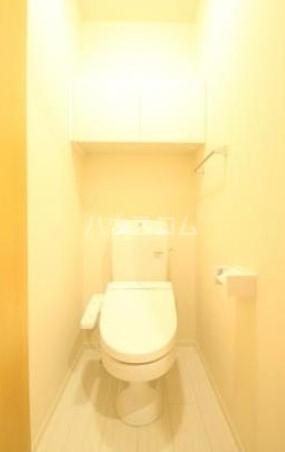 コルノリザイア 101号室のトイレ