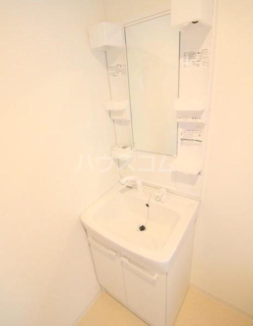 イデアル学芸大学 101号室の洗面所