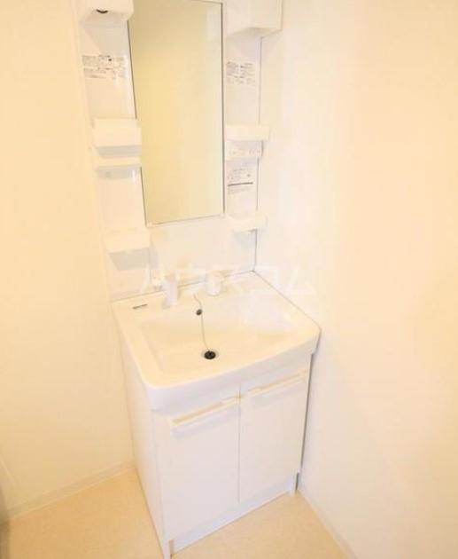 イデアル学芸大学 102号室の洗面所