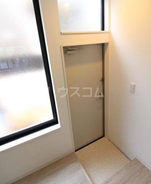 イデアル学芸大学 102号室の玄関