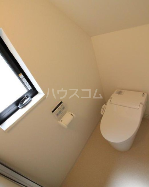 イデアル学芸大学 106号室のトイレ