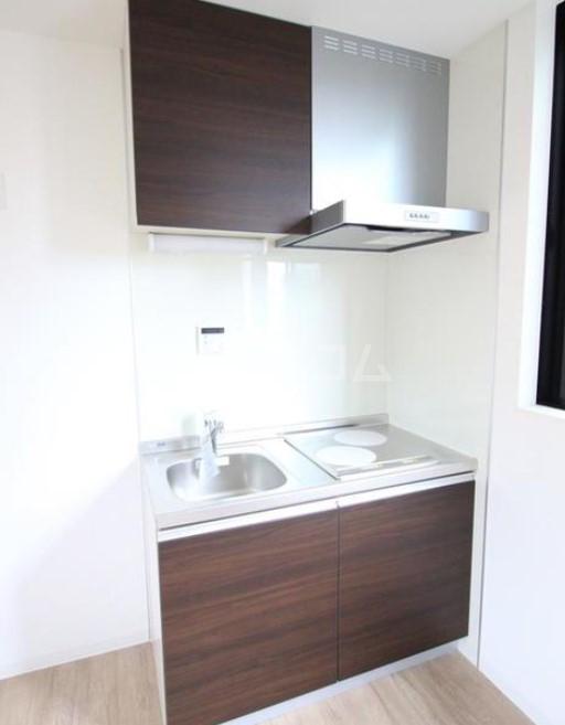 イデアル学芸大学 202号室のキッチン