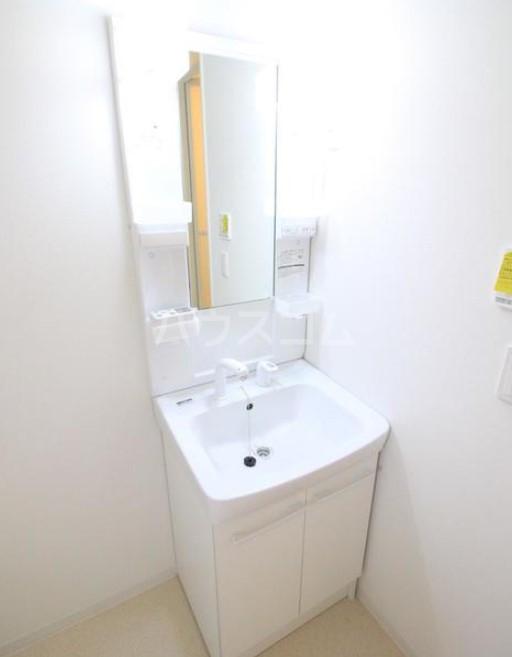イデアル学芸大学 202号室の洗面所