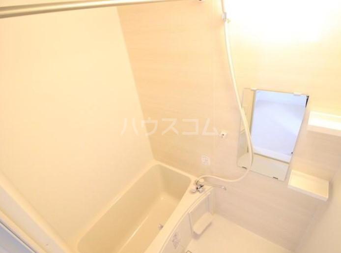 イデアル学芸大学 203号室の風呂