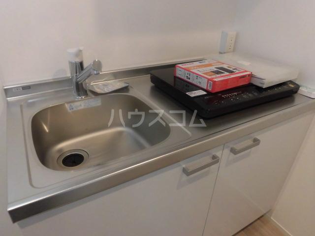 CASA DOMANIⅡ 都立大学 102号室のキッチン