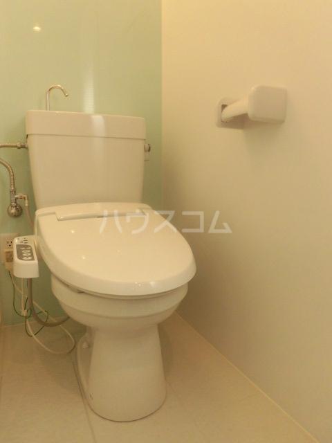 CASA DOMANIⅡ 都立大学 103号室のトイレ