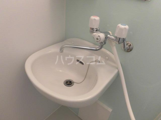 CASA DOMANIⅡ 都立大学 103号室の洗面所