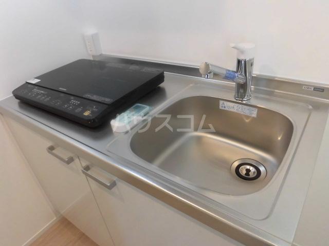 CASA DOMANIⅡ 都立大学 103号室のキッチン