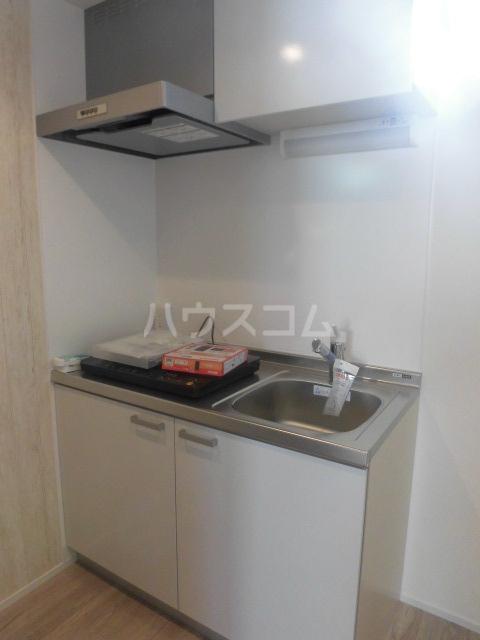 エルスール都立大学 201号室のキッチン