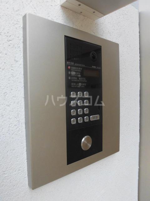 エルスール都立大学 201号室のセキュリティ