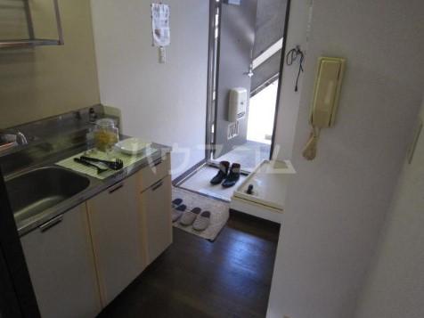 シティハイムアネックス学芸 101号室のキッチン