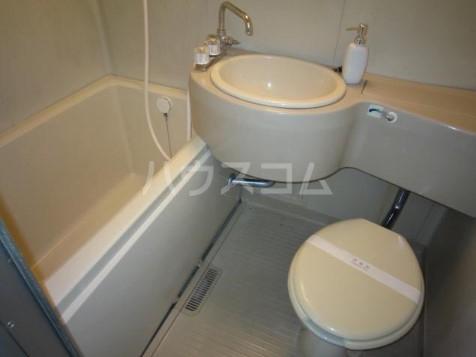 シティハイムアネックス学芸 101号室の風呂