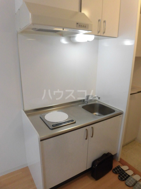 OAビル 203号室のキッチン