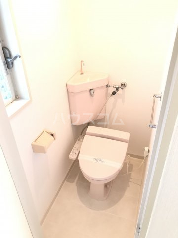 タウンハウス1番館 103号室のトイレ