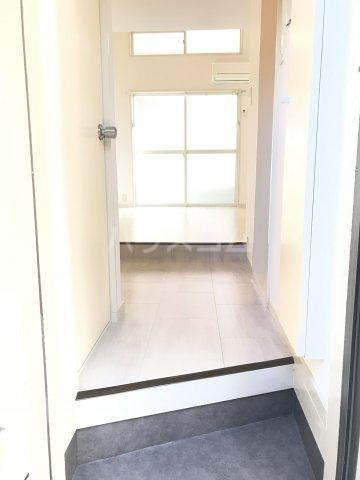 タウンハウス1番館 103号室の玄関