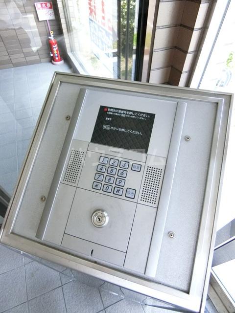 スペーステック松島 603号室のセキュリティ