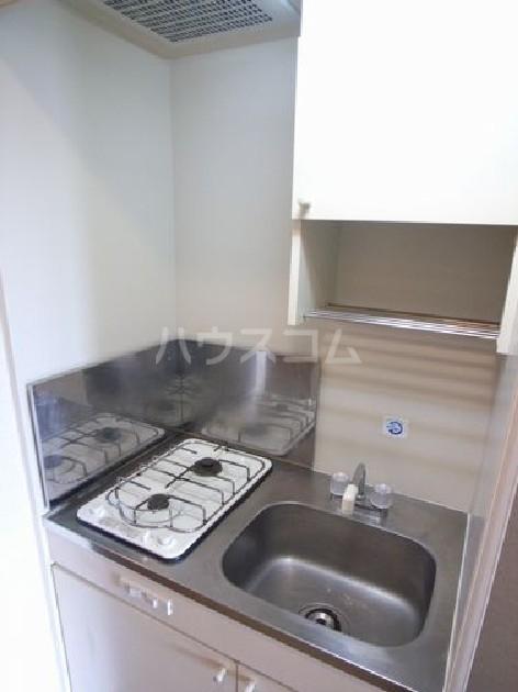 ダイナコートエスタディオ東公園 303号室のキッチン