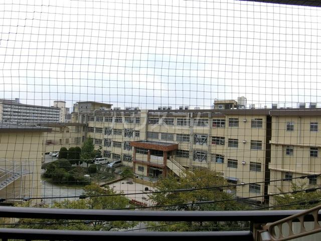 ダイナコートエスタディオ東公園 602号室の景色