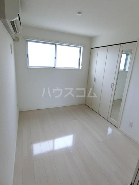 メゾン吉塚 101号室のベッドルーム