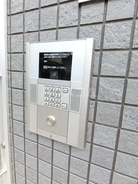 メゾン吉塚 101号室のセキュリティ