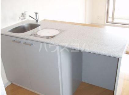 サヴォイバルビゾン 405号室のキッチン